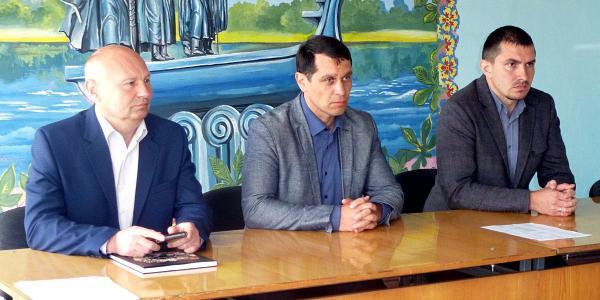 Полковник Литвинюк возглавил Козельщинское отделение полиции