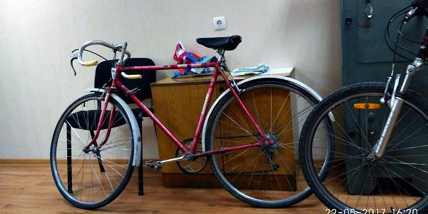 Кременчуцькі правоохоронці знайшли викрадача шести велосипедів