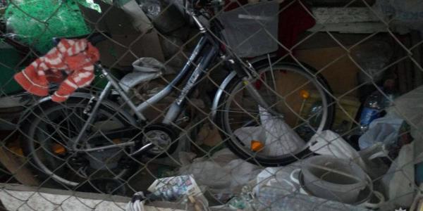 Патрульні затримали підозрюваного, що відібрав у кременчужанина велосипед та мобільний