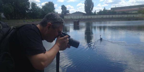 Головний редактор інтернет-видання «Історична правда» відвідав відомі місця Кременчука та із захопленням розповів про це у соцмережі.