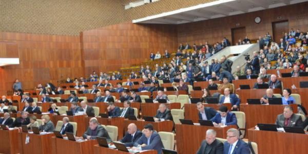 26 апреля губернатор Полтавщины Головко будет держать отчет перед облсоветом