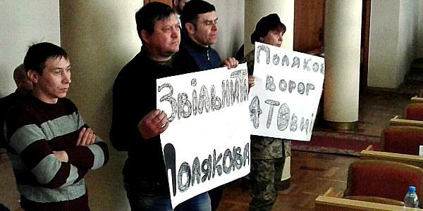 Активисты просят мэра Малецкого уволить начальника департамента соцзащиты Полякова