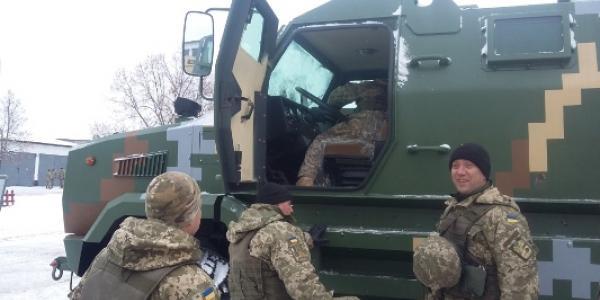 Военные признались, что использовали на фронте технику КрАЗ далеко не по назначению