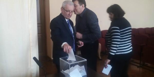 Апелляционный суд Полтавщины со второй попытки избрал себе нового председателя