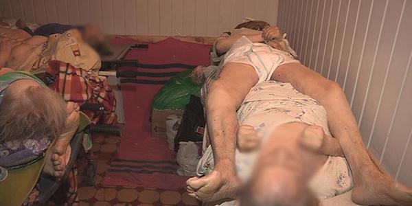 Ужасы нашего городка: в холодильнике кременчугского морга трупы лежат вповалку