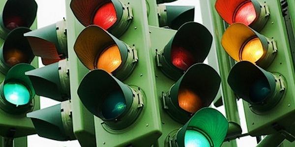 В Кременчуге установят три новых светофора на правобережье и в центре города