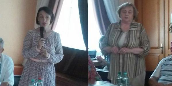 На госпітальній раді обирають голову: між Марією Ігнатчук з ЦРЛ та віце-мером Усановою (доповнюється)