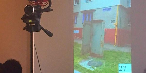 Телефонные шкафы в Кременчуге раздражают взгляд мэра Малецкого