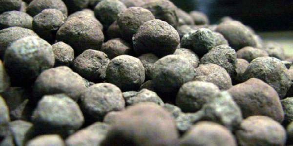 Полтавский ГОК традиционно лидирует по экспорту окатышей