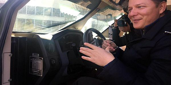 Ляшко сел за руль военного Спартана и сделал вывод: КрАЗ лучший и надежный автомобиль
