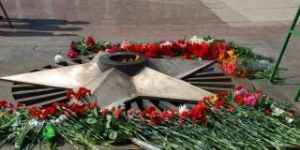 Кременчужани вшанують пам'ять героїв Другої світової війни