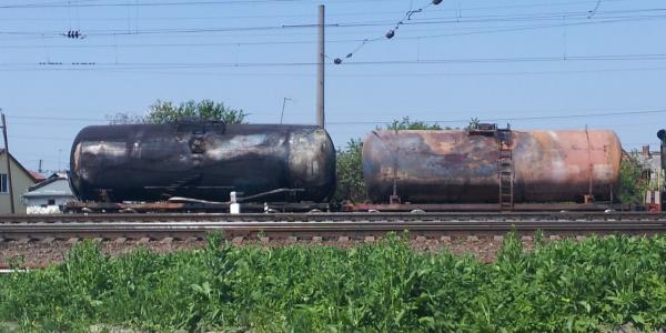 Підлітка вбило струмом на залізничних коліях у Крюківському районі