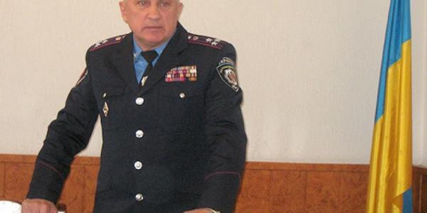 Экс-начальника полиции Кременчуга Овчаренко: руководителя - пенсионера сопровождают ЧП на службе