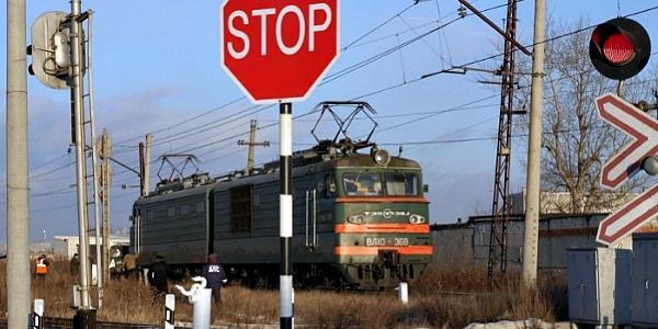 Полицейские обещают тотальные проверки внутригородских ж/д переездов Кременчуга