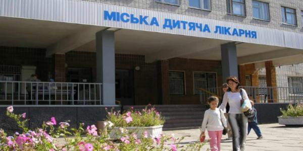 С 17 февраля в детской больнице Кременчуга задействуют программу «первый день бесплатно»