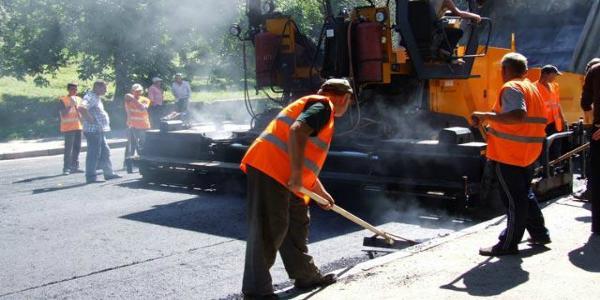 У Кременчуцькому районі приступили до ремонту частини дороги державного значення