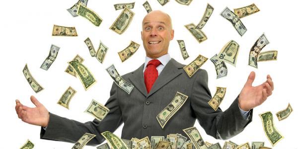 В Кременчуге уже 12 официальных миллионеров