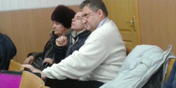 Жоган и Капустян опять поругались в сессионном зале Кременчугского райсовета