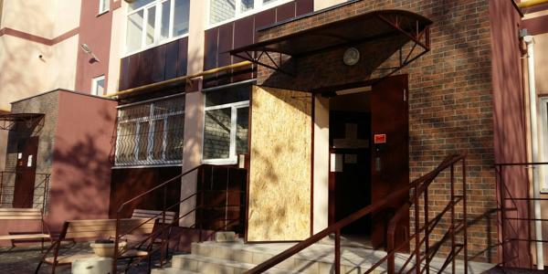 В Кременчуге боец Евгений Саленко получил ключи от квартиры в новострое
