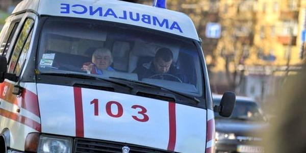 Кременчужанин получил травму в результате удара областью промежности о железную балку