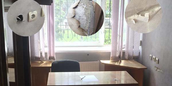 Фотоотчет: какое руководство, такие и условия работы на «Кременчугводоканале»