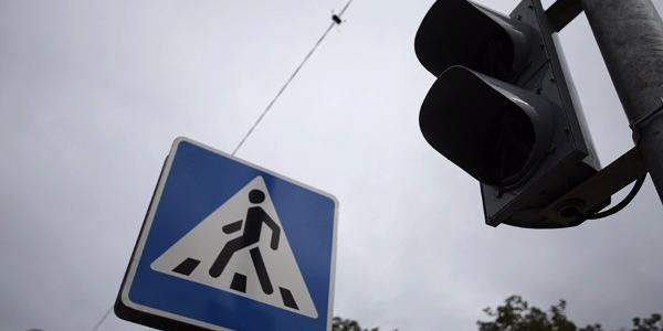 На Керченській не працює світлофор
