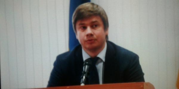 Руководство Полтавского облсовета хочет, чтобы нардепы Украины увидели Кременчугское море
