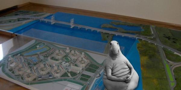 ПодоЖдун в Кременчуге: новый мост, нереконструированный музей и другое