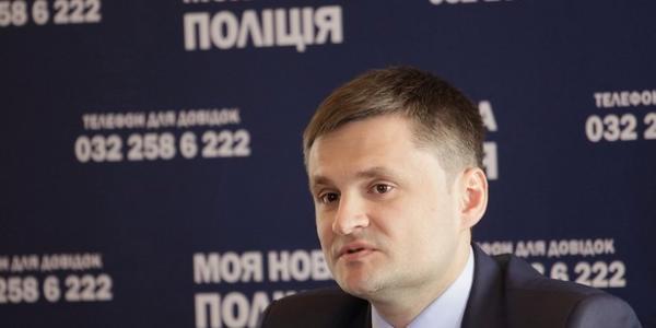 Экс-начальник милиции Кременчуга Зюбаненко назначен помощником главы полиции Украины Князева