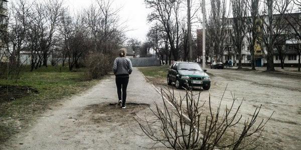 Жители Раковки: «У нас вместо тротуаров - овраги»