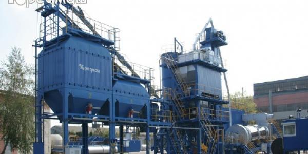 «Кредмаш» планирует увеличить производство асфальтосмесителых установок на 7%