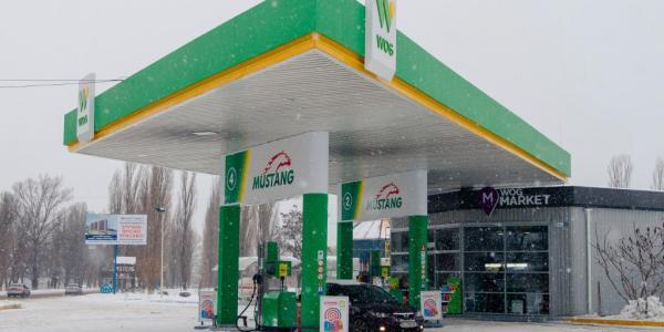 Сеть WOG открыла сразу три АЗК в Кременчуге
