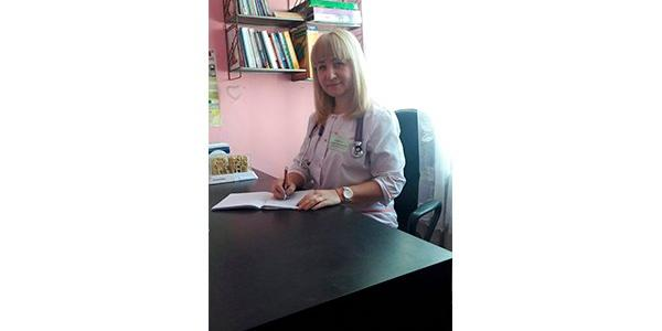 Оксана Гончар, лікар-ревматолог