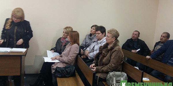 Кременчугская активистка тоже обжаловала в суде «сухой закон» Малецкого