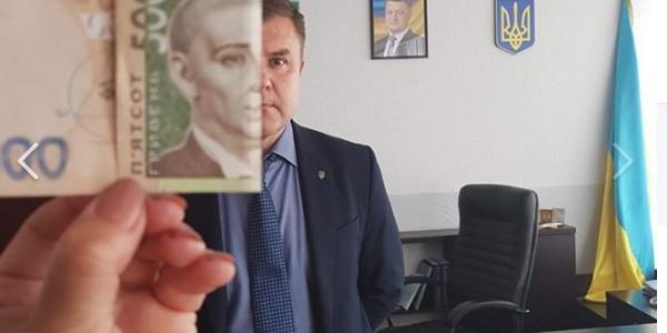 Голова Кременчуцької райдержадміністрації підтримає фонд «Таблеточки»