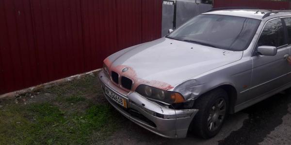Кременчуцька поліція знайшла BMW кременчужанина у Хоролі