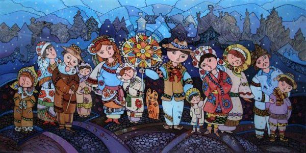 Сьогодні - Святий вечір напередодні Різдва
