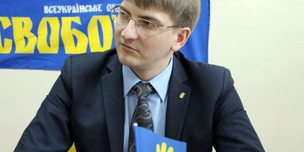 Кременчугские свободовцы требуют от кременчугских предприятий остановить любую хоздеятельность с РФ
