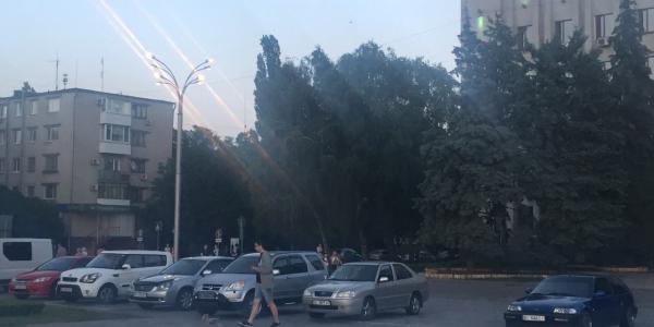 Заміна світильників на енергозберігаючі коштуватиме місту півмільйона гривень.