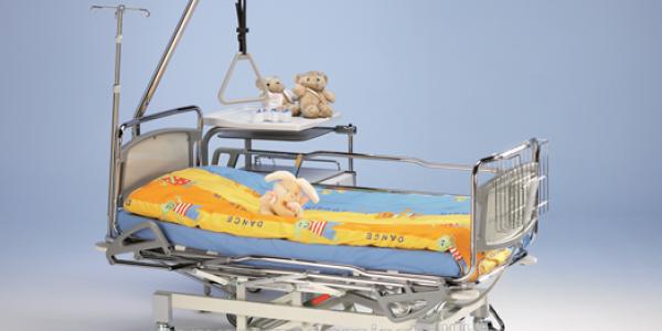 Новые кровати в детской больнице Кременчуга установят до марта