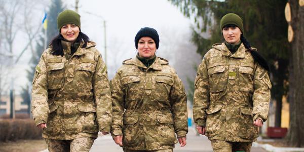 Богини войны – девушки реактивного артиллерийского полка
