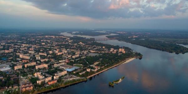 Укравтодор хочет с китайцами построить объездную дорогу у Кременчуга с мостом через Днепр