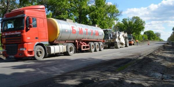 У 2018 р. дороги Полтавщини ремонтуватимуть за «Пріоритетною картою ремонту доріг»
