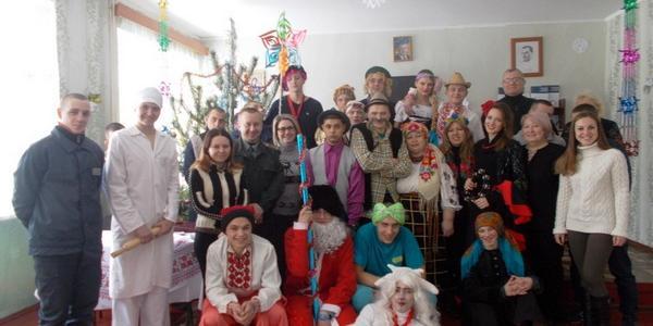 В Кременчугскую воспитательную колонию привели Козу