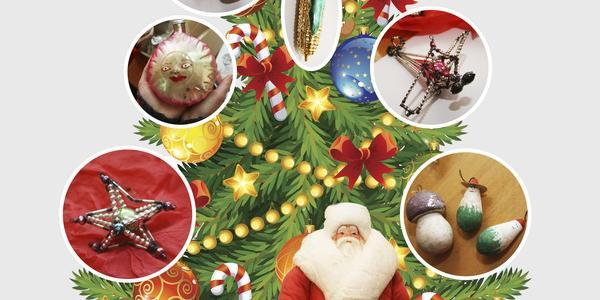 История игрушек: чем украшали новогодние елки кременчужане