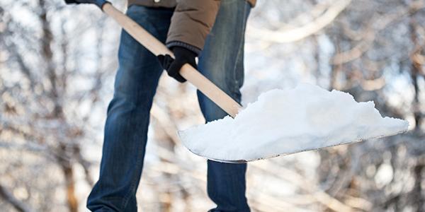Рекорд января: в горисполкоме сообщили, сколько снега выпало в Кременчуге