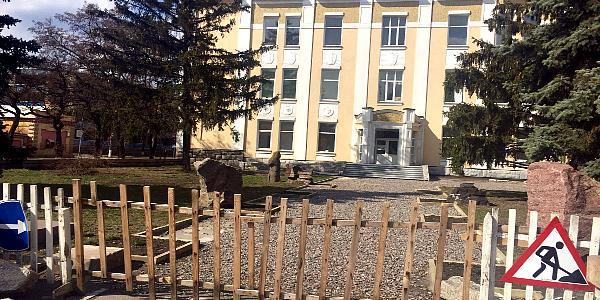 Краеведческий музей Кременчуга: власти признают – это чрезвычайно ужасная картина