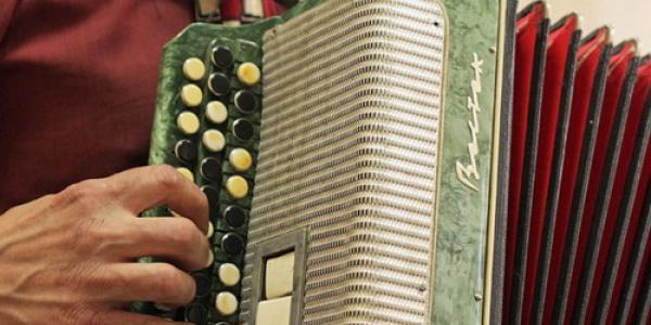 Фестиваль гармонистов в Кременчуге станет традиционным