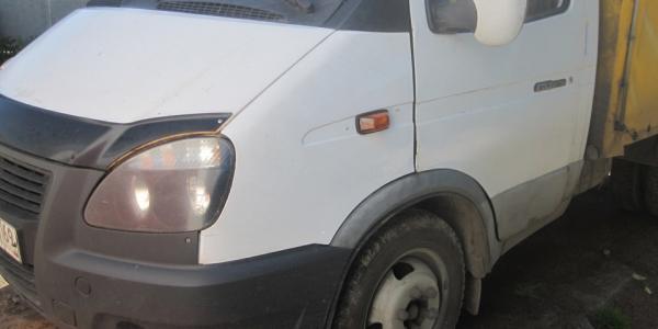 Тянучка на Крюковском мосту – сломался грузовичок