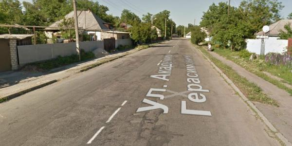 Вот так: улицу Герасимовича к 10 июня не отремонтируют
